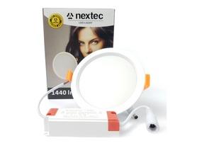 Oprawa sufitowa LED Nextec 16W Ø120 Ciepła
