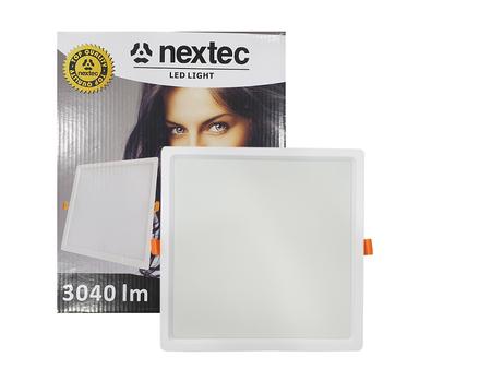 Oprawa sufitowa kwadratowa 225x225 32W Neutralna