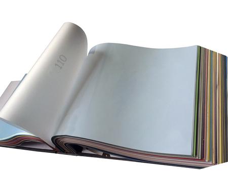 Folia z systemem harpun, satynowa kolor S110