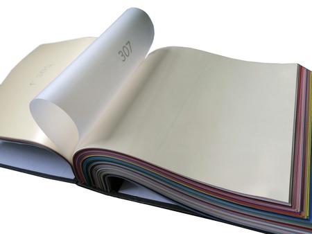Folia z systemem harpun, satynowa kolor S307