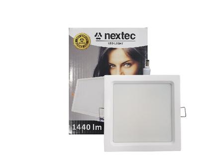 Oprawa sufitowa kwadratowa 120x120 16W Neutralna (1)