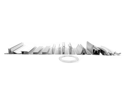 Zestaw próbników profili aluminiowych + PCV + maskownicy