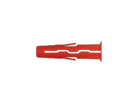 200szt. Kołek UNO-K-06 Koszulka KPX 6x28 czerwony
