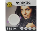 Nextec LED 6,5W Ø 100 Neutralna